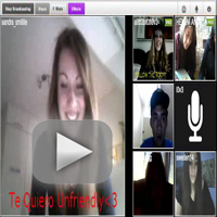 Come watch this Tinychat: http://tinychat.com/ue3hu