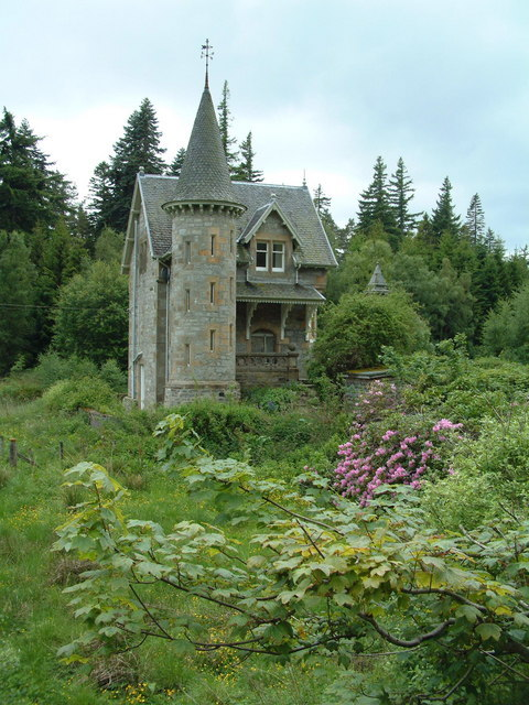 seabois:  Ardverikie Estate, Scotland