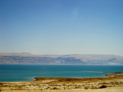 Jordan Desert/Dead Sea on Flickr.