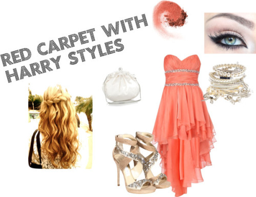 Red Carpet With Harry Styles ~Paige