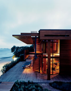 cabbagerose:  malibu beach residence/richard meier via: metamusings