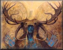 The Ancient and Elusive Horned God