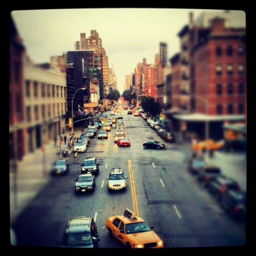 #nyc #highline (Taken with Instagram)
