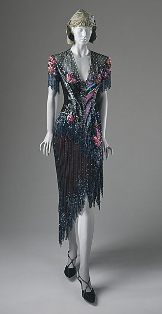 Dress Bob Mackie, 1985 The Los Angeles County Museum of Art