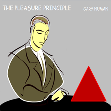 The Pleasure Principle, by Gary Numan. Original. Submitted by shitfrankiesays.