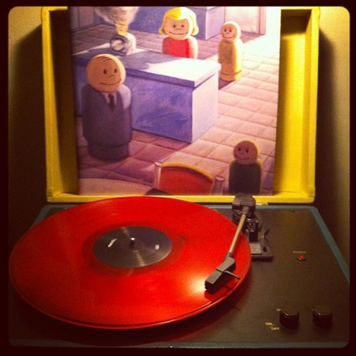 SDRE #vinyligclub (Taken with Instagram at 🏠)