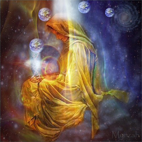 Evolution Upgrade by ~MYNZAH manifesting intention on this Solstice journey. Soooo stoked to Bloom! In' Lakesh (((<3)))