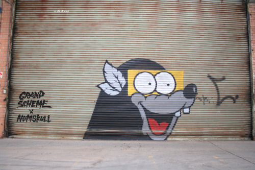 artfulstreets:  NUMSKULL (by walkabout photography 17)
