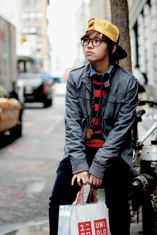 fuckyeahlgbtqasians:  A laidback NYC kid named Kim, 20 Identity: a lover  Follow me & let's start a convo! oh, if anyone going to the NY PRIDE, hit me up! love to meet up !  lunatiklie.tumblr.com