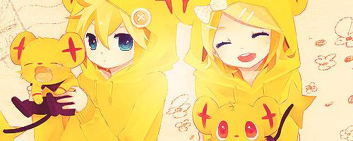 Rin And Len Kagamine Tumblr 5 Kagamine Rin Len