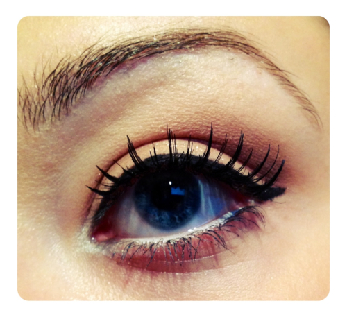 Yesterday's eyeball.