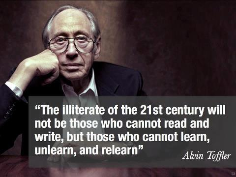 quoteporn:  Future Shock, by Alvin Toffler