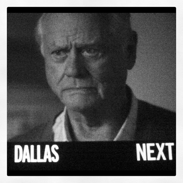@Dallas_TNT on the big screen #dallas (Taken with Instagram at Angelika Film Center & Cafe)