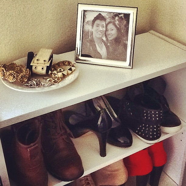 Placed among the many things that I #love . Thanks boobear 😍💗 #instagood #pictureoftheday  (Taken with Instagram)