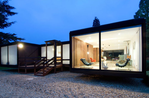 pod house via: desiretoinspire