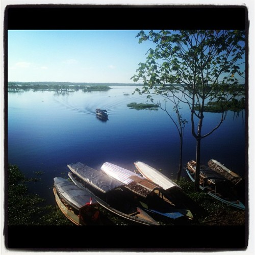 me verás volver #iquitos #maynas #loreto #peru #amazon (Taken with Instagram)