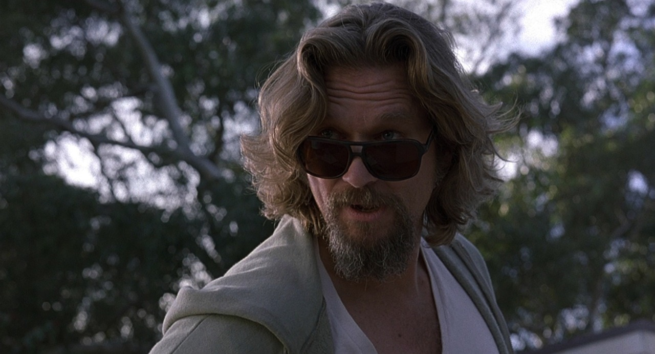 Episode 23 of PBS' American Masters is Jeff Bridges: The Dude Abides, you can stream the entire documentary there, but it doesn't seem to be working for me, maybe because I'm in Australia… Watch this trailer, Jeff Bridges surprises some Lebowski shop nerds with a visit