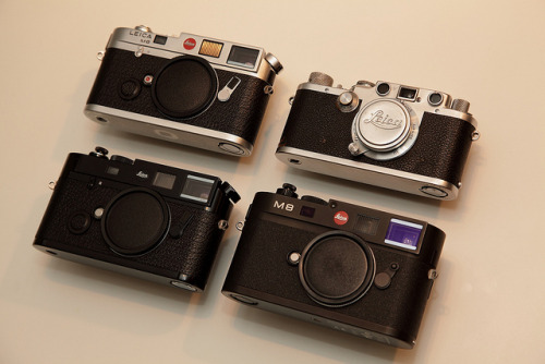 fuckyeahcameraporn:  Leica Camera by JOLEYE on Flickr.