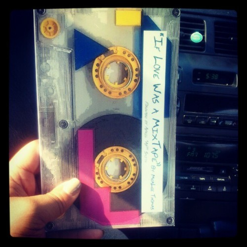 "idophotos:  The cover of my Poetry Book ""If Love Was A Mixtape"" Available on AuthorHouse Books… The official release is next month but you can get your copy today! CLICK Here to purchase If Love Was a Mixtape!"