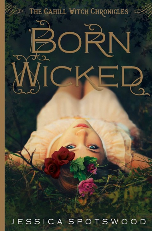 Currently reading: Born Wicked by Jessica Spotswood. LOOK. A paranormal YA book I don't hate and am actually kind of interested in because it reminds me of A Great and Terrible Beauty even if I can't tell where the fuck it's supposed to be set at! :D!