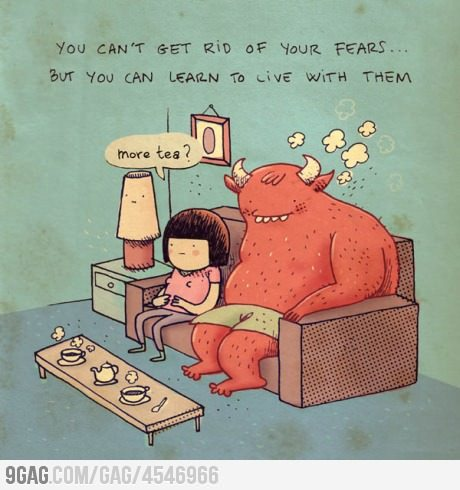 9gag:  More tea, fear?