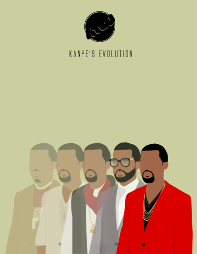 unknownhero-xo:  marzncharge:  DOPE!!!  kanye to the