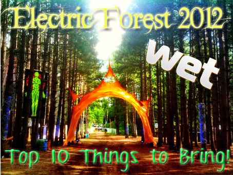 WET Top 10 Electric Forrest