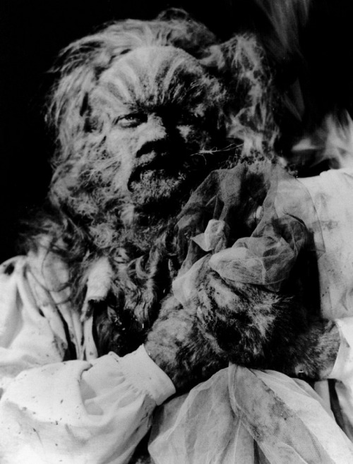 "oldhollywood:  Jean Marais in Beauty and the Beast (1946, dir. Jean Cocteau) (via) ""My method is simple: not to aim at poetry. That must come of its own accord. The mere whispered mention of its name frightens it away. I shall try to build a table. It will be up to you then to eat at it, to examine it or to chop it up for firewood."" -Cocteau, Beauty and the Beast: Diary of a Film (1947)  I love this picture to bit's! Cocteau is so darb, I saw this Picture before long before I was hip to the jive and thought it was really a true recreation of the original story.  Take a day and watch some old pictures, including La Belle et le Bête. -Muse"