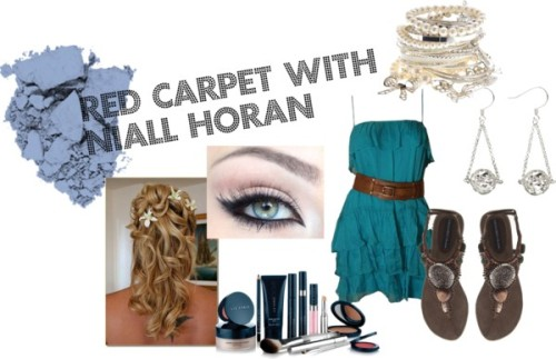 Red Carpet with Niall Horan ~Paige