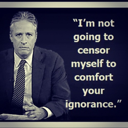 bringitbacktothestreets:  Nope. #JohnStewart[sic] #Truth (Taken with Instagram)