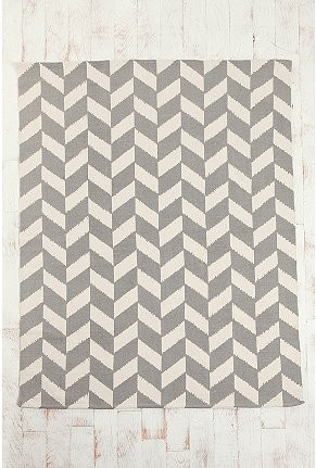 dietcokeandasmoke:  desperately want this herringbone rug