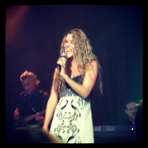 @jossstone previewing new music.  #thesoulsessionsvol2 (Taken with Instagram at Highline Ballroom)