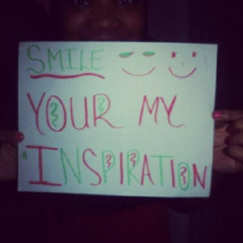 #Smile #Inspiration (Taken with Instagram)