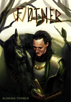 wimey:  notalickofsense:  alekina:  Fother Loki On my DA I imagine Loki being a very proud father, if not very good at parenting. I know Odin it's not like the greatest role model but Loki… Dude has to take responsibilities. I suppose I could spend hours rendering the shit out of this, but it's time to move on. Of course, this wouldn't be the same if I don't do everything tragic so read more for the cry cry version Read More  Ow, my feels
