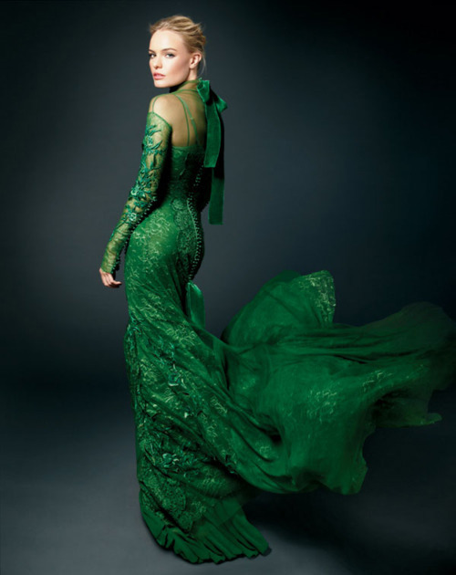 amyekeller  Kate Bosworth in Tom Ford, November InStyle