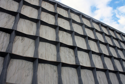 Yale University - Beinecke Library by CSondi on Flickr.