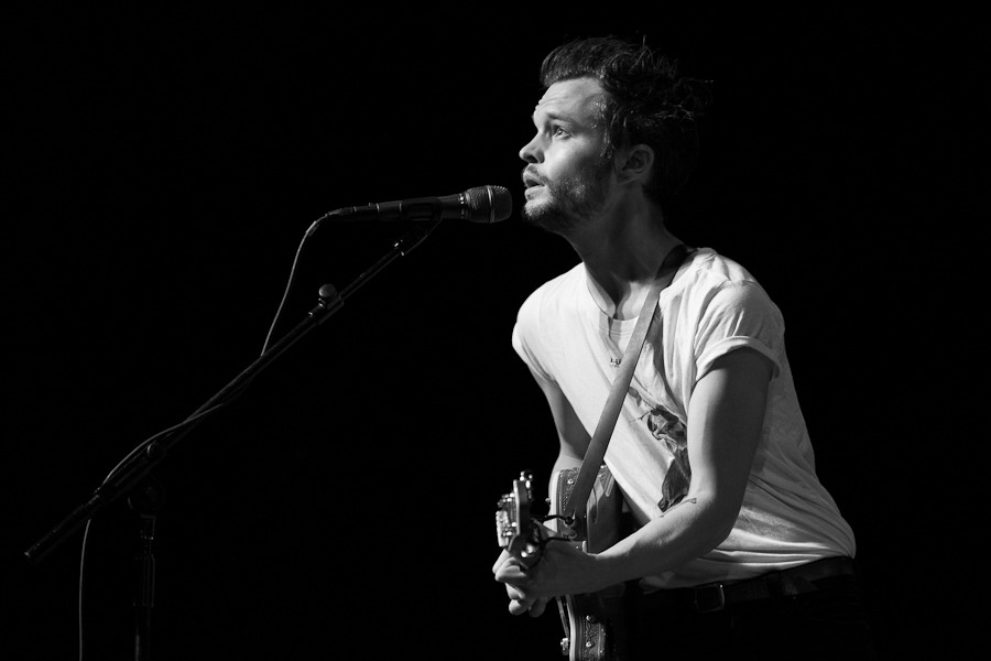 Sneak peek photo: Tallest Man on Earth (Kristian Matsson) at Town Hall, June 20, 2012. © Dominick Mastrangelo