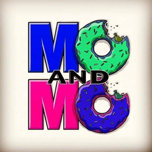 Mo'&Mo' #moandmo #donuts  (Taken with Instagram)