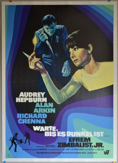 Films in 2012—#197 Wait Until Dark (Terrence Young, 1967)