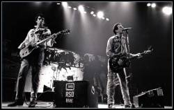 slippycup:  The Clash at De Montfort Hall, Leicester 1977.