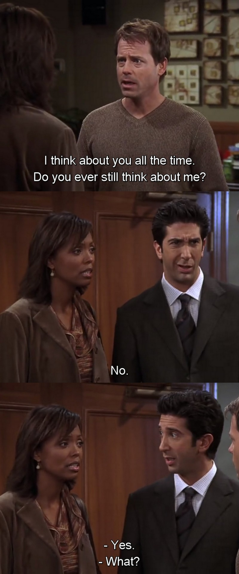 10 x 06: The One with Ross's Grant