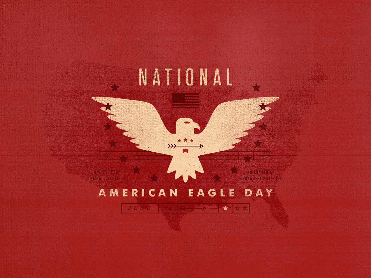 Identity: National American Eagle Day