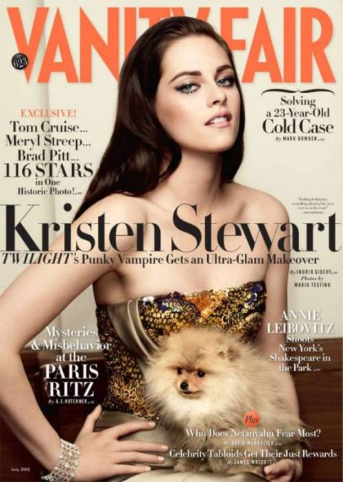 lots of repeat trips to issues these days, KStew's still ruling the magazine scene if you haven't noticed.