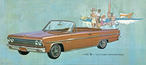 1963 Oldsmobile F-85 Cutlass Convertible   by coconv on Flickr.1963 Oldsmobile F-85 Cutlass Convertible