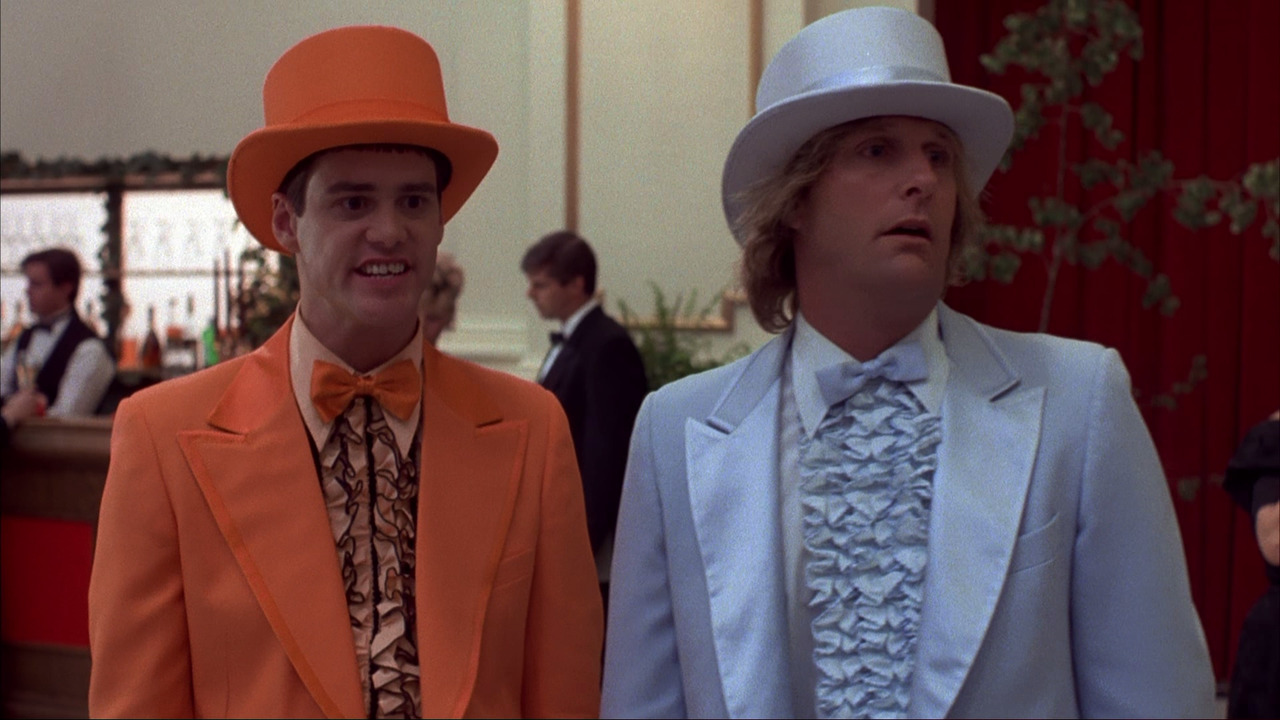 "Jim Carrey leaves 'Dumb and Dumber' sequel http://bit.ly/LhO08O Cripes! a ""Dumb and Dumber"" sequel without Carrey is just ""Dumb"""