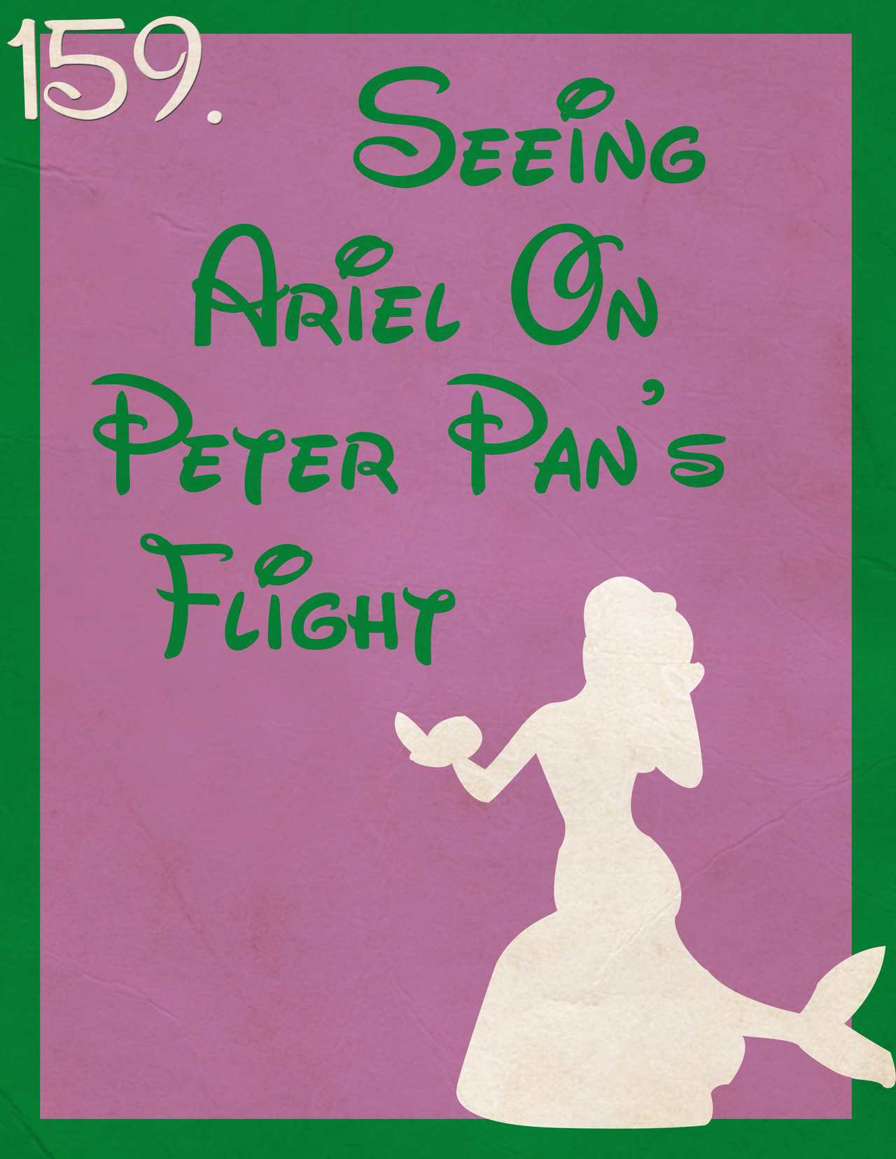 159: Seeing Ariel on Peter Pan's Flight