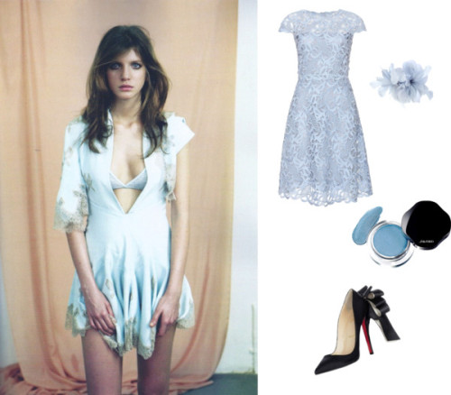 all about by miss-cc featuring valentino dressesValentino dress, $5,612Flower hair accessory, £25Shiseido cream eye shadow, $25