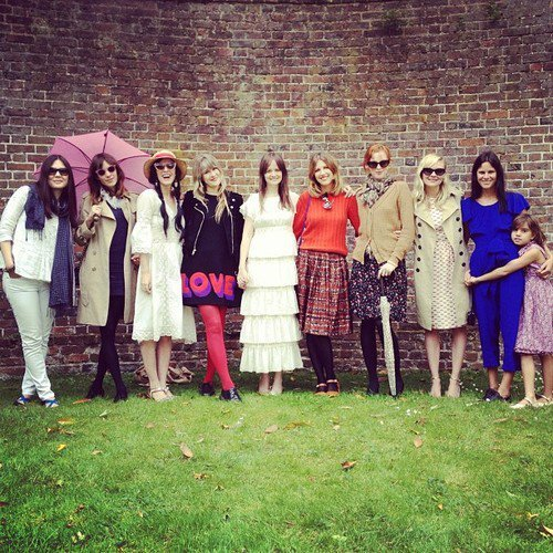 beautifulalexachung:  Leith Clark's wedding