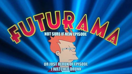 It stuff like this is what makes Futurama one of my favorite shows.  Thank you Reddit for getting this shot.