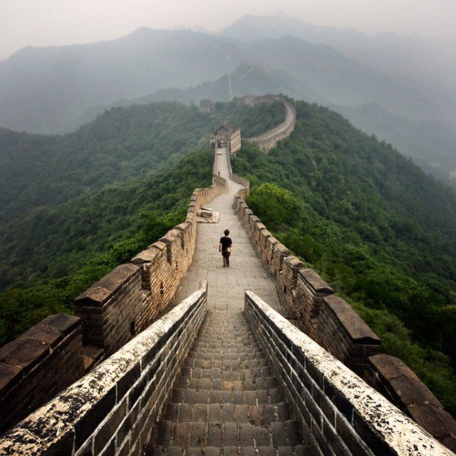 homedesigning:  The Great Wall of China